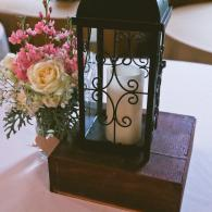 Centerpiece for a Reception